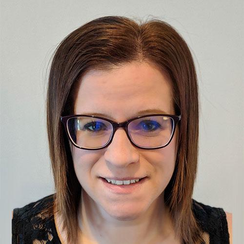 Jennifer Hancock, Student Optician